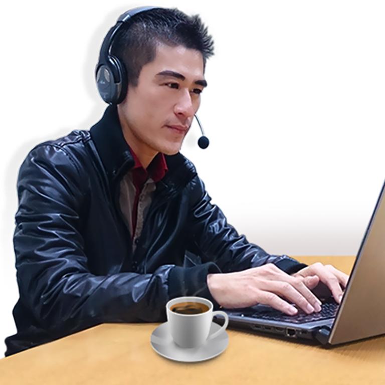 巨匠美語-多益-多益準備-美商傑明技術副總翁宗男